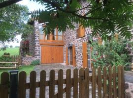 Ferme renovee Puy en Velay, Concis (рядом с городом Cayres)