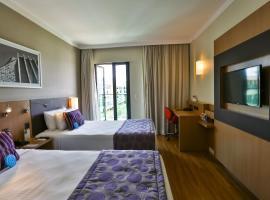 Quality Hotel & Suites Brasília, Бразилиа