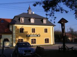 Hotel Rytířsko, Jamné (Milíkov yakınında)