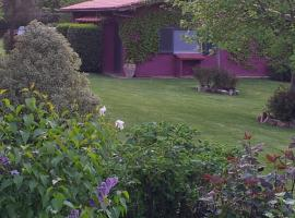 Villa Moreccia Lodge, Capranica (Stazione di Capranica Sutri yakınında)