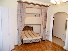 Apartments on Paronyan 15