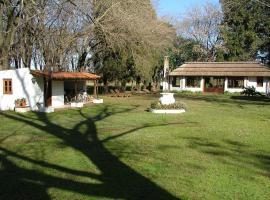 Estancia La Cinacina, San Antonio de Areco (Carmen de Areco yakınında)