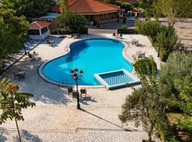 Acharnis Kavallari Hotel Suites, Афины (рядом с городом Filí)
