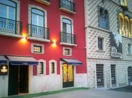 Hotel Riverside Alfama, Lisboa