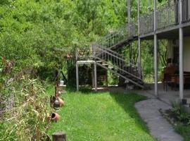 Marine's Guest House, Ananuri (рядом с городом Душети)