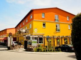 Hotel Hallertau, Wolnzach