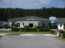 Hotel Nevada, Łagów