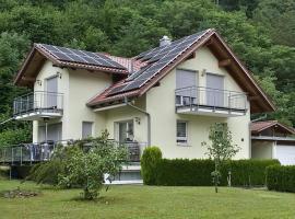 Ferienwohnung Zimmermann, Zell am Harmersbach (Nordrach yakınında)