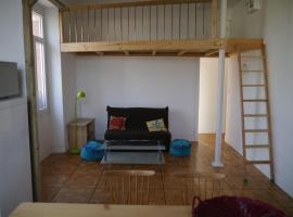 Appartement lumineux, Памье (рядом с городом Verniolle)