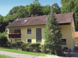 Ferienwohnung Christine Weigert, Nittendorf (Saxberg yakınında)