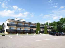 Aparthotel Donaustern, Asbach-Bäumenheim (Allmannshofen yakınında)
