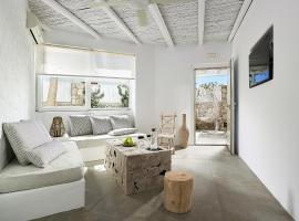 Delmar Apartments & Suites Pollonia, Pollonia