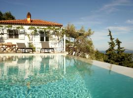 Villa Ioanna, Алонисос (рядом с городом Милия)