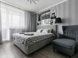 "Cozy apartment near ""Baltiyskaya"""