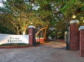 Citrus Chambers Mahabaleshwar
