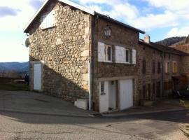 le clos des girolles, Rochepaule (рядом с городом Rochepaule)