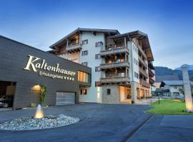 Erholungshotel Kaltenhauser, Hollersbach im Pinzgau