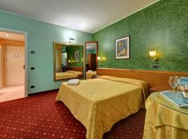 Hotel Motel Sporting, Montodine (San Latino yakınında)