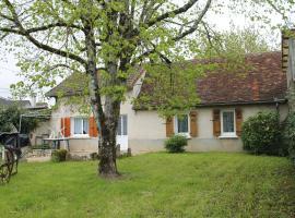 Le grand Tilleul, Saint-Rabier