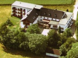 Landkomforthotel Riedelbauch, Bad Alexandersbad (Langentheilen yakınında)