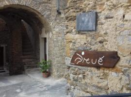 Arvé, Castelbianco (Zuccarello yakınında)