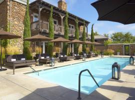 The 30 Best Wine Country - Northern California Hotels