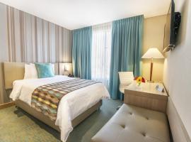 Hotel & Apartamentos Plaza Suites