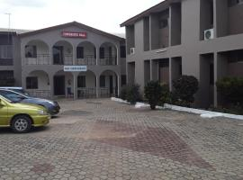 Royal Bleumich Hotel, Old Tafo