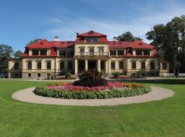 Dikli Palace hotel, Dikļi (Near Aloja Municipality)
