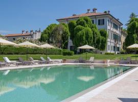 B&B Villa Nichesola, Colognola ai Colli (Illasi yakınında)