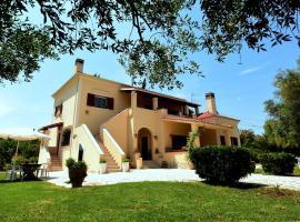 Villa Rose Garden, Agios Ioannis (рядом с городом Áfra)