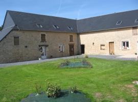 La Ferme de Montigny (Gite), Asnières-en-Bessin (рядом с городом Deux-Jumeaux)