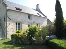 La Maison Des Chiens Rouges, Berneuil-sur-Aisne (рядом с городом Saint-Christophe-à-Berry)