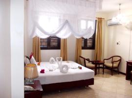 Safari Lodge, Zanzibar Town