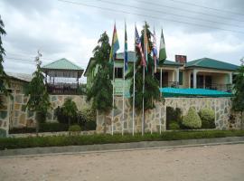 Dokua Royal Hotel, Аккра (рядом с городом Kwabenya)
