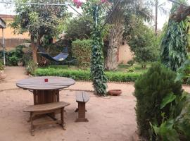 Chez Mam'bolo, Ouagadougou (Near Loumbila Department)