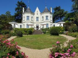 Belle Couronne, Le Cellier (рядом с городом La Chapelle-Basse-Mer)