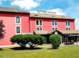 Kyriad Design Enzo Cannes-Écluse, Канн-Эклюз (рядом с городом Bichereau)