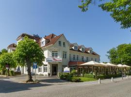 Hotel Am Strand, Kühlungsborn