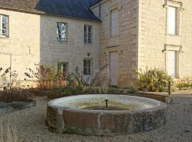 La maison du temps pour soi, Бомон-ан-Верон (рядом с городом Avoine)