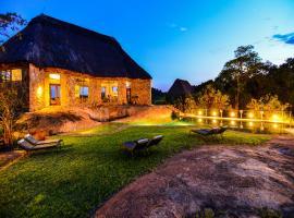 Matobo Hills Lodge, Matopos