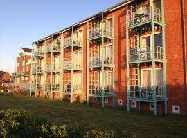 Strand Wohnung Stein