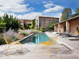 La Maison d'Ulysse Small Luxury Hotel, Baron (рядом с городом Aigaliers)