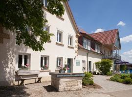 Kinderhof zum Kerabauer, Schnelldorf (Wettringen yakınında)