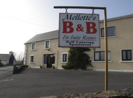 Mellottes B&B, Cornamona (рядом с городом Finny)