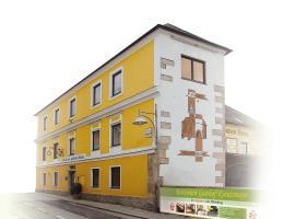 Gasthof Kreuzmayr (Gasthof zum Goldenen Kreuz), Eferding
