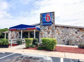 Motel 6 Palm Bay, パーム・ベイ