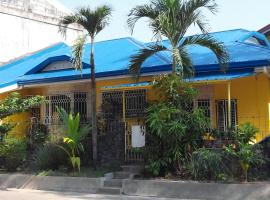 Yellow House Room Or House Rental, Subic