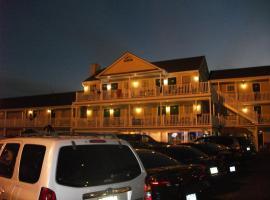 Desert Palm Inn Motel