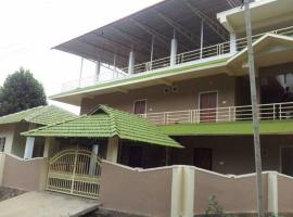 Seven Hills Home Stay, Kurchi (рядом с городом Irpu)